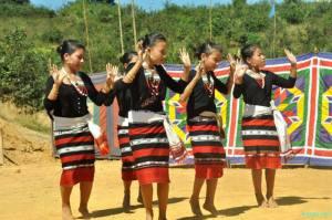 Liangmai Naga tribe