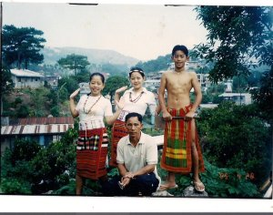 The Bontoc tribe