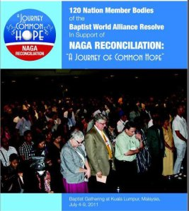 120 Nation Member Bodies of the Baptist World Alliance