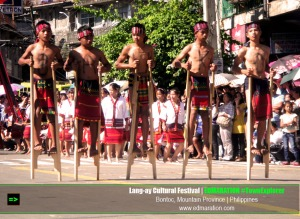 [Bontoc] Lang-ay Festival: Cultural Extravaganza in Mountain Province